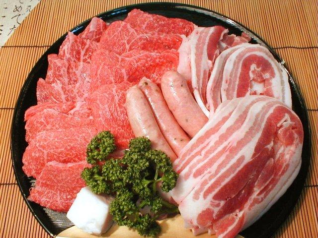 特選焼肉3種盛り02